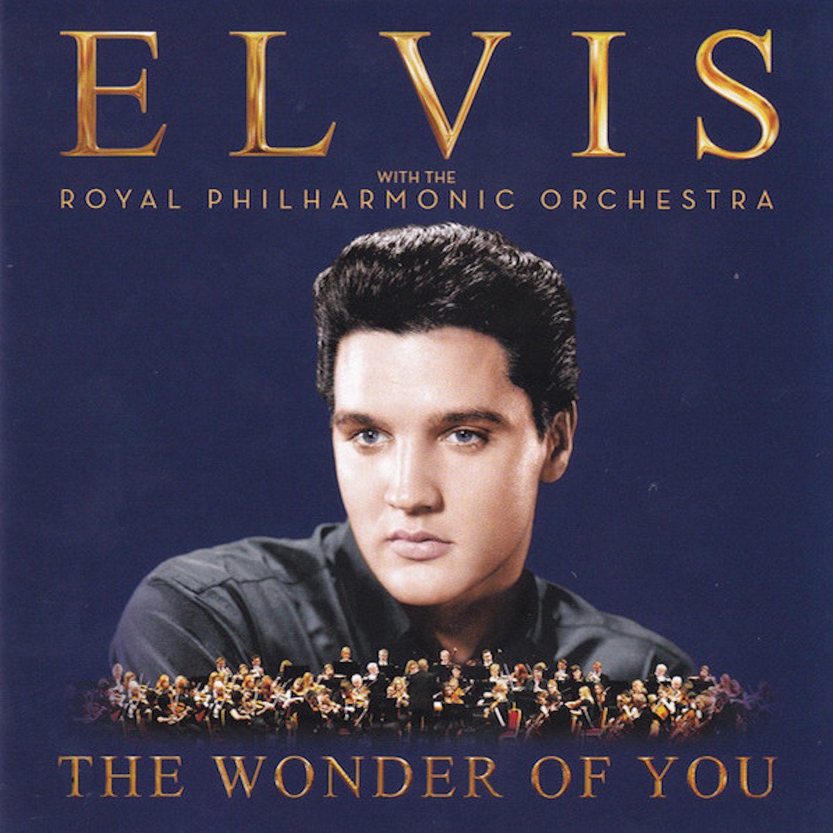 Elvis with The Royal Philharmonic Orchestra – The Wonder of You